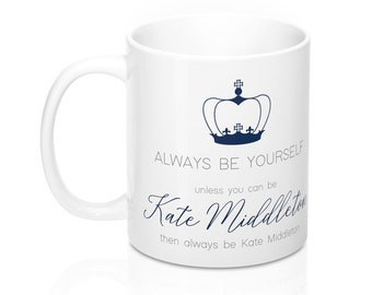 Kate Middleton Duchess Of Cambridge Mug  Prince William And Kate Middleton Royal Wedding