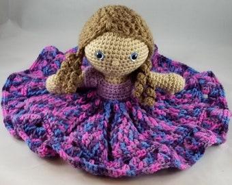 JJ Lovey crochet Pattern