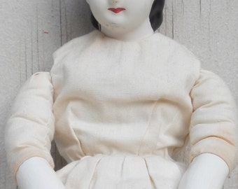 Lovely Victorian Plaster doll!