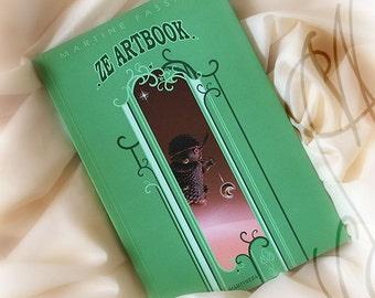 "Book Martinefa ""Ze Artbook"""