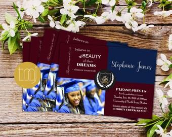 Graduation Invitations - Qty 25