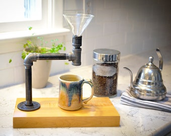 Pour Over Coffee Maker, CUSTOM