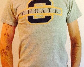 1980's champion Choate Rosmary Hall t-shirt