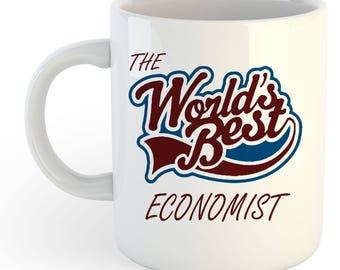 The Worlds Best Economist Mug