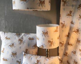 SHOP Disney Bambi Range of Soft Furnishings