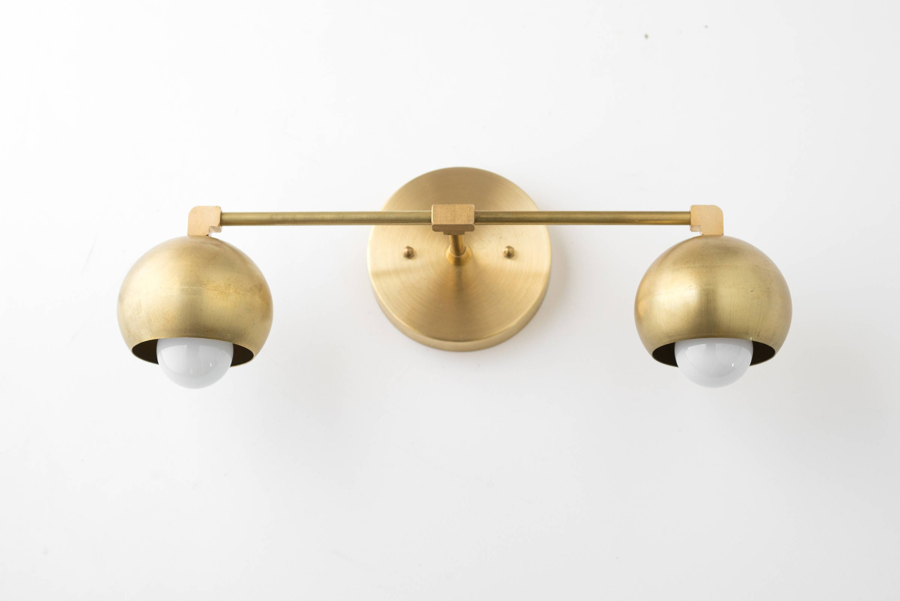 wall fullxfull bpjz abstract sconce il mid art gold light cone listed modern bathroom round covers vanity base downward ul century listing bulb brass