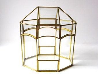 Vintage Brass Gazebo