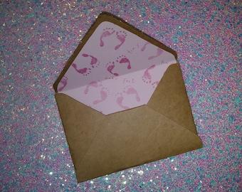 Baby Shower Gift Card Holders