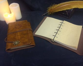 Leather Spellbook