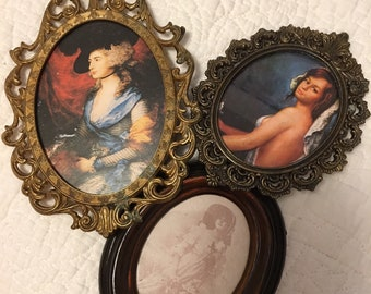 60's Picture Frames
