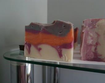 Over the moon handmade soap
