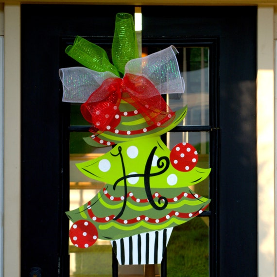Christmas Decoration Classroom: Christmas Wreath Christmas Door Decoration Christmas Tree