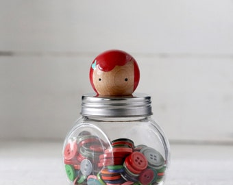 Binding Babies Bits & Bobs Buttons - FALL - Doohikey Designs