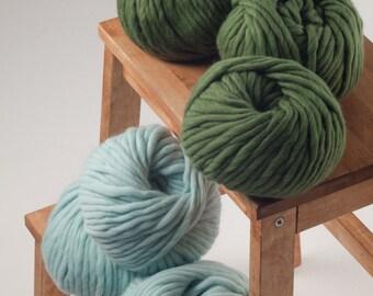 PROMO PRICE Alpaca yarn, Bulky wool yarn, Pure Peruvian wool, 100 gram, 3.5 oz, Express Shipping