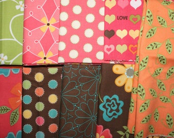 Whimsy from Henry Glass - Fat Quarter Bundle