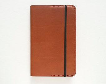 Moleskine Leather Cover 001