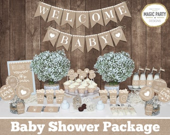 Popular Items For Baby Shower Decorations Gender Neutral