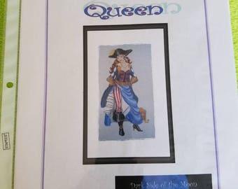 Pirate Queen Pattern