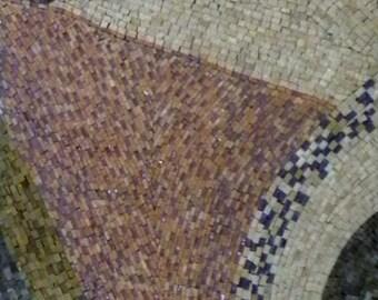 Abstract Style- Pattern Mosaic art