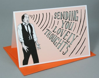Sending You Lovely Thoughts - Scanners