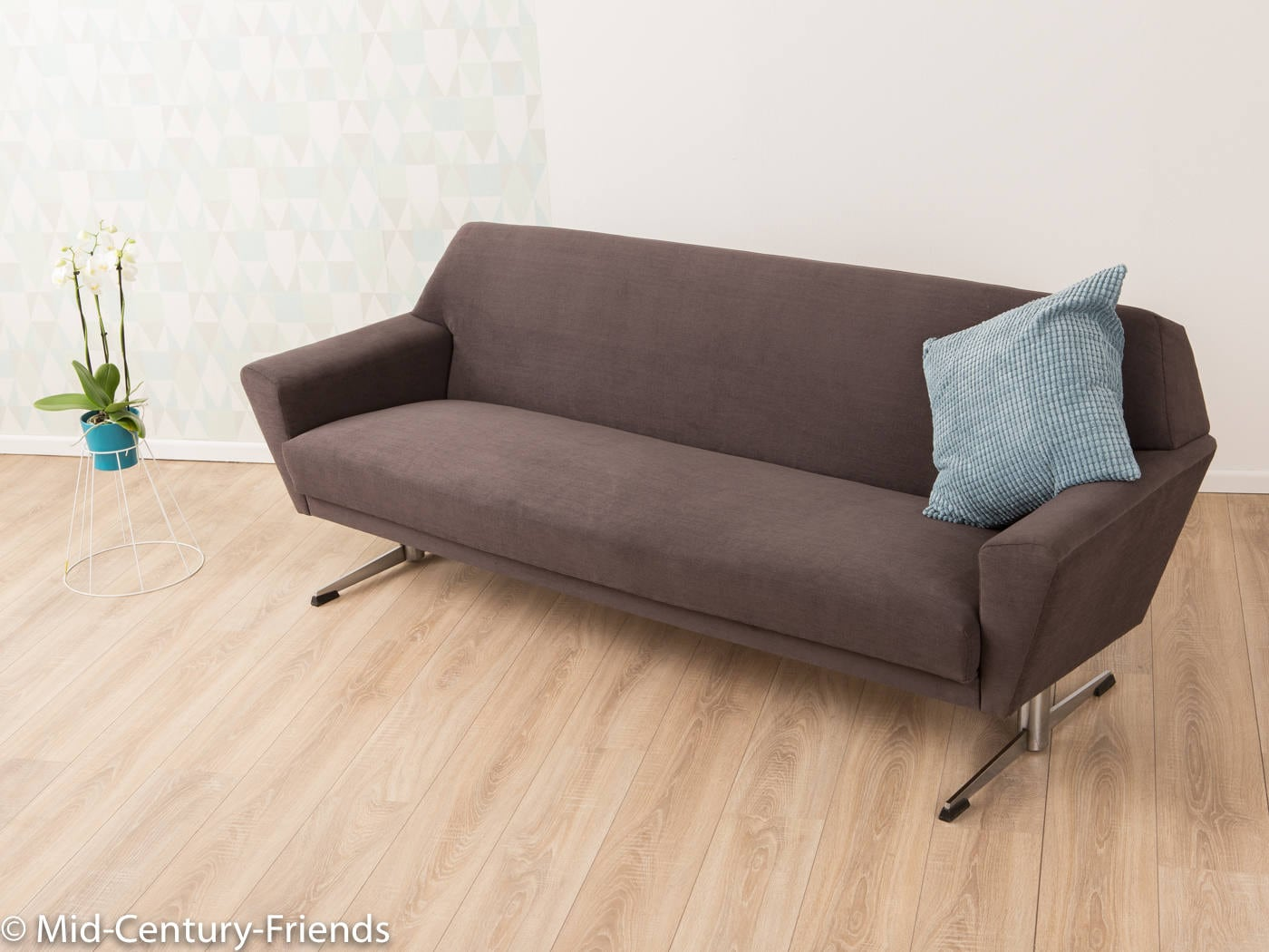 60s sofa couch 50s vintage 702002