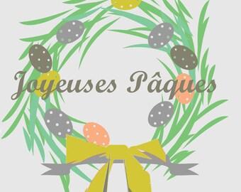 Motif Pâques