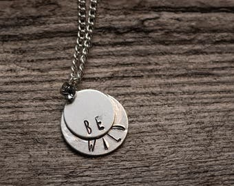 Be Wild Necklace