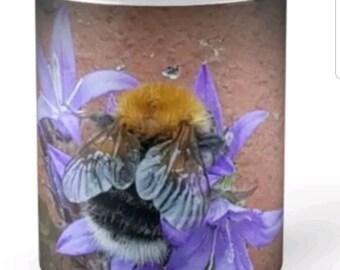 Bumble bee mug