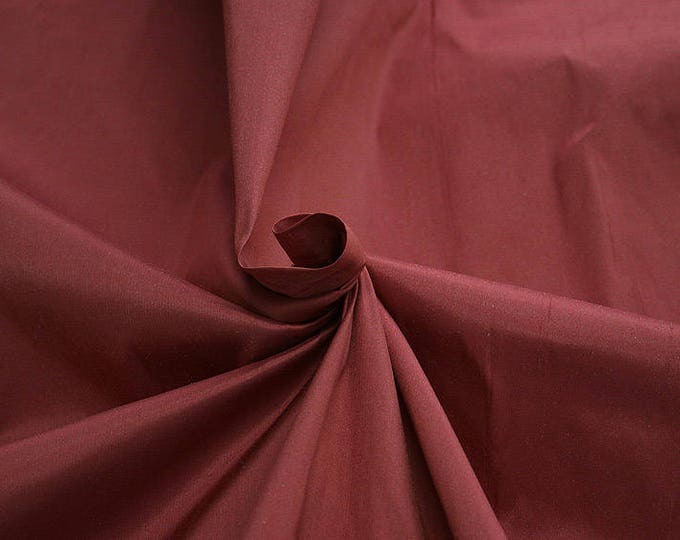 441105-Dupion (wild silk) natural silk 100%, 135/140 cm wide, made in India, dry-washed, weight 108 gr