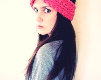 Crochet PATTERN PDF - Turban Cinch Headwrap- Turban Headband - Earwarmer - Easy - Womens Teen - Adult -Softspoken - Pattern No. SS004