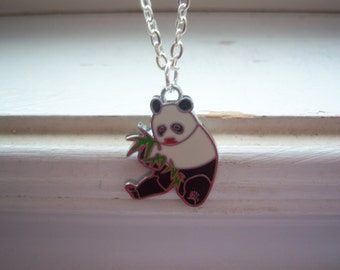 Panda Necklace - Free Gift With Purchase