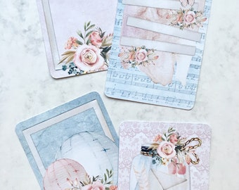Project Life Cards, Journaling Cards
