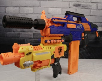 3D Printed – Nerf to Nerf BDB Multi Use Coupling Rail for Nerf Guns