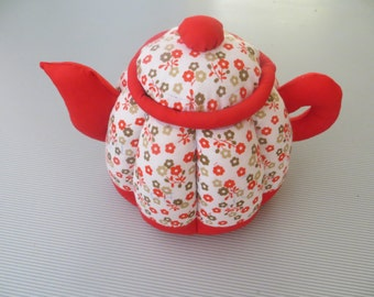 PDF sewing pattern - cute teapot