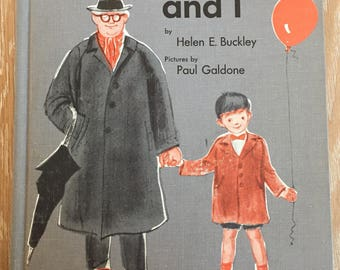Grandfather and I by Helen E. Buckley illustrated by Paul Galdone 1959