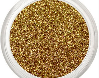 Gold Holo, Glitter Makeup, Eyes Lips Face, Metallic Eye, Eyeliner Makeup, Eyeshadow, Hologram Glitter, Loose, Sparkle Sparkles, Funkytown