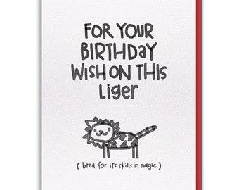 Card - LIGER Birthday!