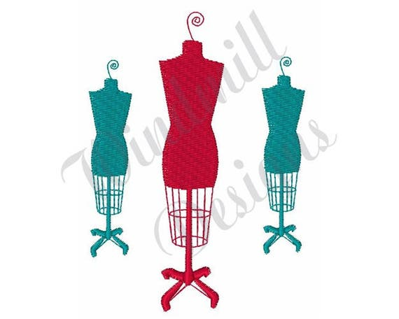 dress form mannequins machine embroidery design rh etsy com dress form mannequin clipart dress form mannequin clipart