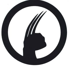 Wolverine logo | Etsy