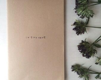 Personalized Moleskine Kraft Journal (Lined or Unlined)