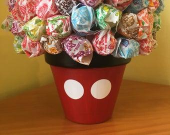 Mickey Lollipop Bouquet