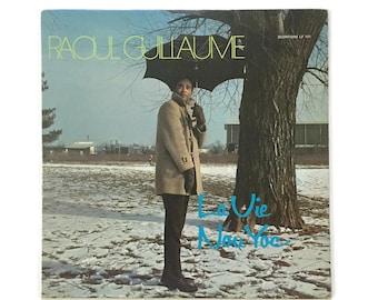 "Raoul Guillaume, ""La Vie Nou Yoc"", record album, rare, spoken word LP, poetry, music, haiti"
