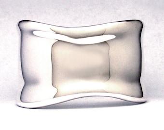 Silky II Sterling Silver Cuff Bracelet