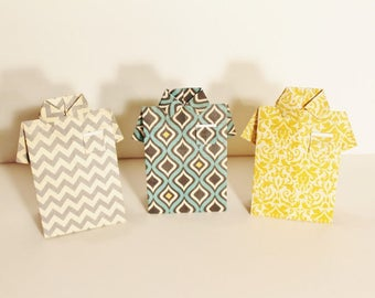 Shirt Gift Card Holder - choose one or more