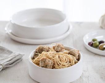 Pasta bowl - Buddha bowl - Big Cereal bowl -