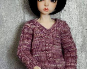 MSD 1/4 BJD sweater Karma Lizard