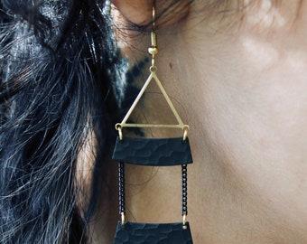 Cubero earrings.