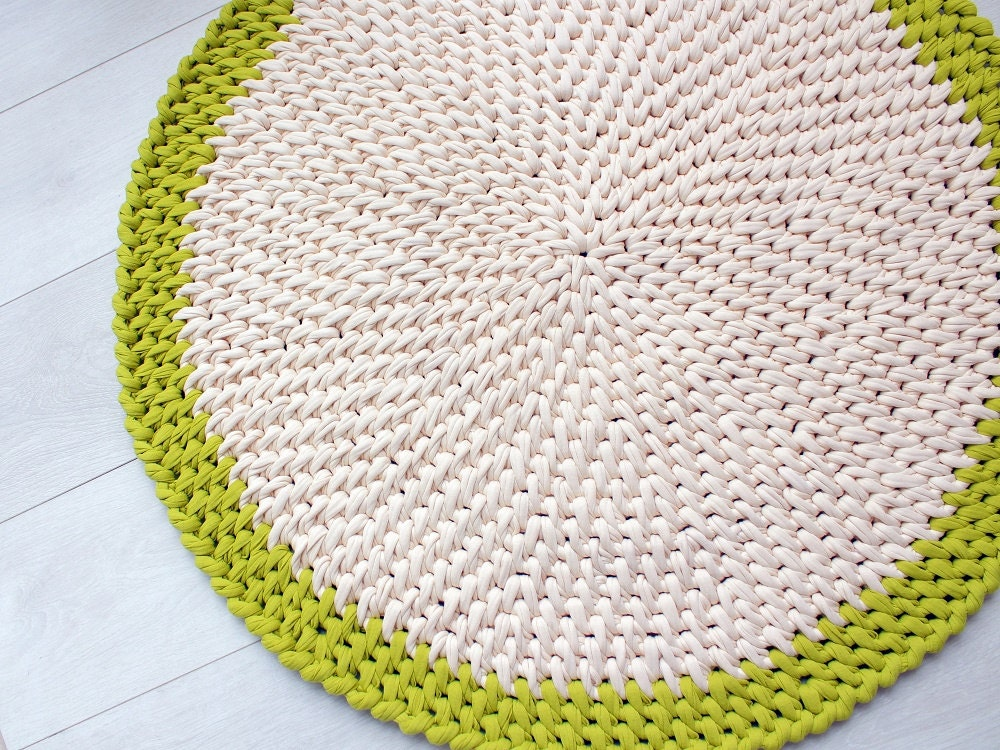 CROCHET RUG PATTERN, diy crochet pattern, pdf rug patterrn, diy rug ...