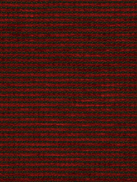 Dark Red Upholstery Fabric Red Tweed Fabric For Furniture
