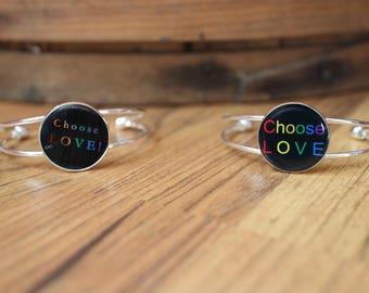 Choose Love Bracelet